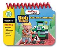 LeapFrog My First LeapPad Interactive Book - Bob the Builder Saves the Hedgehogs