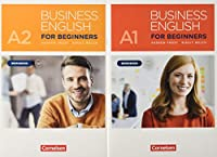 Business English for Beginners A1/A2 - Workbooks mit Audios als Augmented Reality: 521061-4 und 521069-0 im Paket