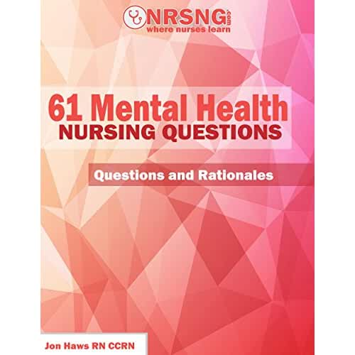 mental health study guide 1 Introduction to the nce study guide be sure this is the preparation guide for the examination for which you have made application several mental health disciplines require an examination other than the national counselor examination.