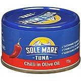Sole Mare Tuna Chilli in Olive Oil, 95g