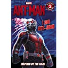 Marvel's Ant-Man: I Am Ant-Man (Passport to Reading Level 2)