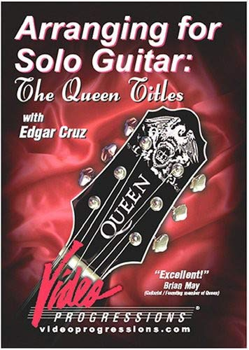 Arranging for Solo Guitar / the Queen Titles [DVD] [Import]