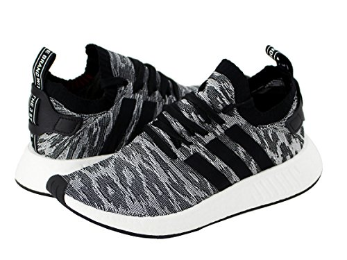 [アディダス] adidas NMD_R2 PK CORE BLACK/CORE BLACK/RUNNING WHITE【adidas Originals】