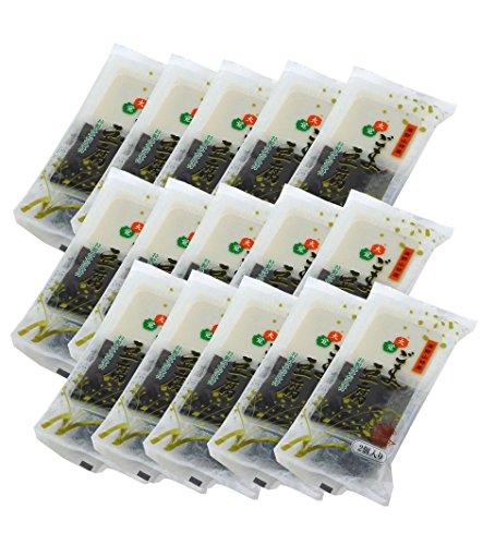大覚総本舗 白・黒ごま豆腐 高野山 ゴマ豆腐 胡麻豆腐 100g(2個入り)15袋セット kt-5