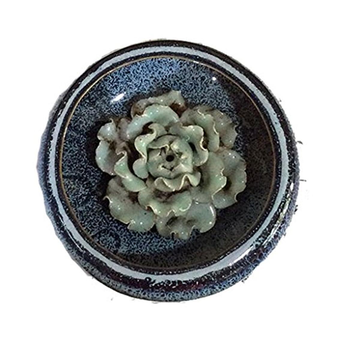 セント時軽量(ラシューバー) Lasuiveur 香炉 線香立て 香立て 職人さんの手作り 茶道用品 おしゃれ