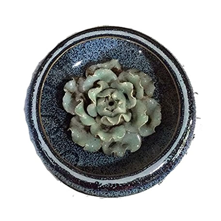 模索メタルライン実証する(ラシューバー) Lasuiveur 香炉 線香立て 香立て 職人さんの手作り 茶道用品 おしゃれ