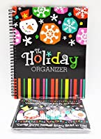 Christmas Holiday Organizer Planner and Memories [並行輸入品]