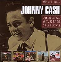 5 Original Album Classics by Johnny Cash (2008-04-07)