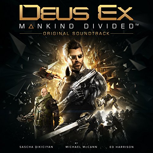 Deus Ex: Mankind Divided (Original Soundtrack)