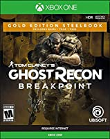Tom Clancy's Ghost Recon Breakpoint: Steelbook Gold Edition (輸入版:北米) - XboxOne