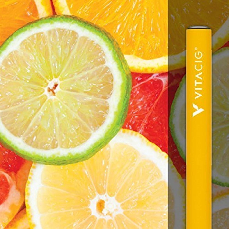 スイング間違い前売ビタシグ 電子タバコ VITACIG リキッド 6種類から選べる フレーバー 水蒸気 禁煙グッズ ネコポス発送 送料無料 (クールシトラス) [並行輸入品]