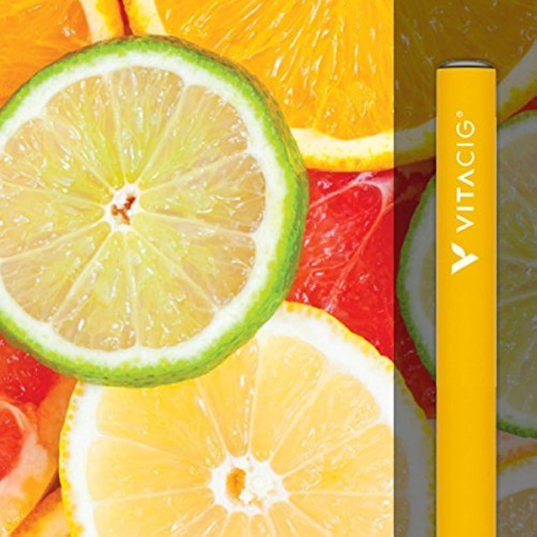 バットシャワー線形ビタシグ 電子タバコ VITACIG リキッド 6種類から選べる フレーバー 水蒸気 禁煙グッズ ネコポス発送 送料無料 (クールシトラス) [並行輸入品]