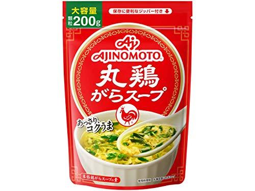 味の素『丸鶏がらスープ』