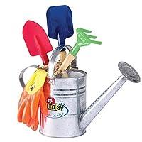 子供用ガーデンツールギフトセット、Watering Can and Gloves