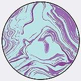 3種類のオシャレ愛らしくかわいいパステルカラーのヴィンテージでユニークで魅力的な幾何学的なモダンクラシックツートン大理石デザイン全機種スマホ対応高さ調節スマートグリップスマートトーク.KP-05-19-BEB (全機種スマホ対応, 2.MINT) [並行輸入品]