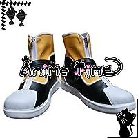 ●●サイズ選択可●●男性26CM MJP1005 コスプレ靴 ブーツ キングダムハーツ ソラ Sora