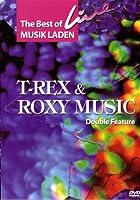 T-Rex & Roxy Music The Best of MUSIK LADEN 【UA-50】 [DVD]