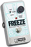 Electro-Harmonix Freeze Sound Retainer Compression Guitar Effects Pedal by Electro-Harmonix [並行輸入品]