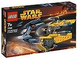レゴ (LEGO) スター・ウォーズ ジェダイ・スターファイターとバルチャー・ドロイド 7256