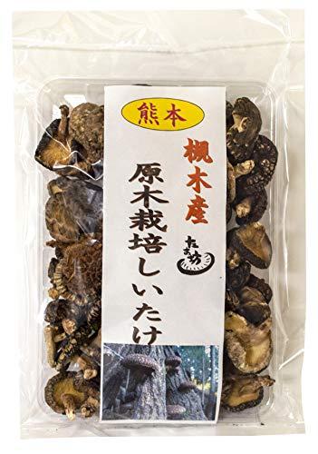 たあ坊 原木栽培 乾燥しいたけ 90g (3cm以下) 熊本県産