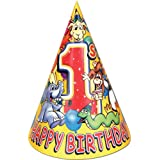 1st Birthday Hat Party Accessory ( 1 Count )
