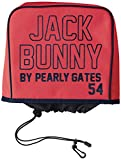 [ジャックバニー バイ パーリーゲイツ] Jack Bunny(ジャックバニー) (ゴルフクラブ カバー) 定番 アイアンカバー 262-0984910 100 (レッド)