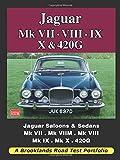 ジャガー - Mk VII, VIII, IX, X & 420g ロードテスト ポートフォリオ