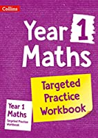 Collins Ks1 Revision and Practice - New Curriculum - Year 1 Maths Targeted Practice Workbook (Collins KS1 Practice)