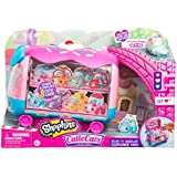 Cutie Cars Shopkins Cutie Cars S3 Collector's Van