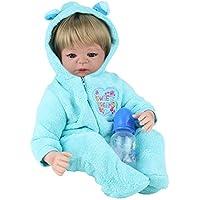 Nice Days(ナイス ディズ)  ベビー ケア トレーニング ドール 男の子 55㎝ まるで本物の赤ちゃん 抱き人形 高齢者 ドールセラピー 保育士 養成