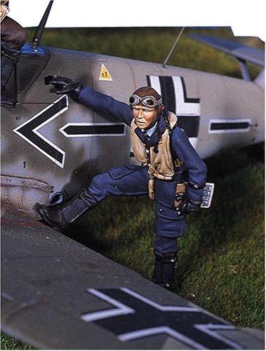 アンドレアミニチュアズ SW-03 German fighter pilot