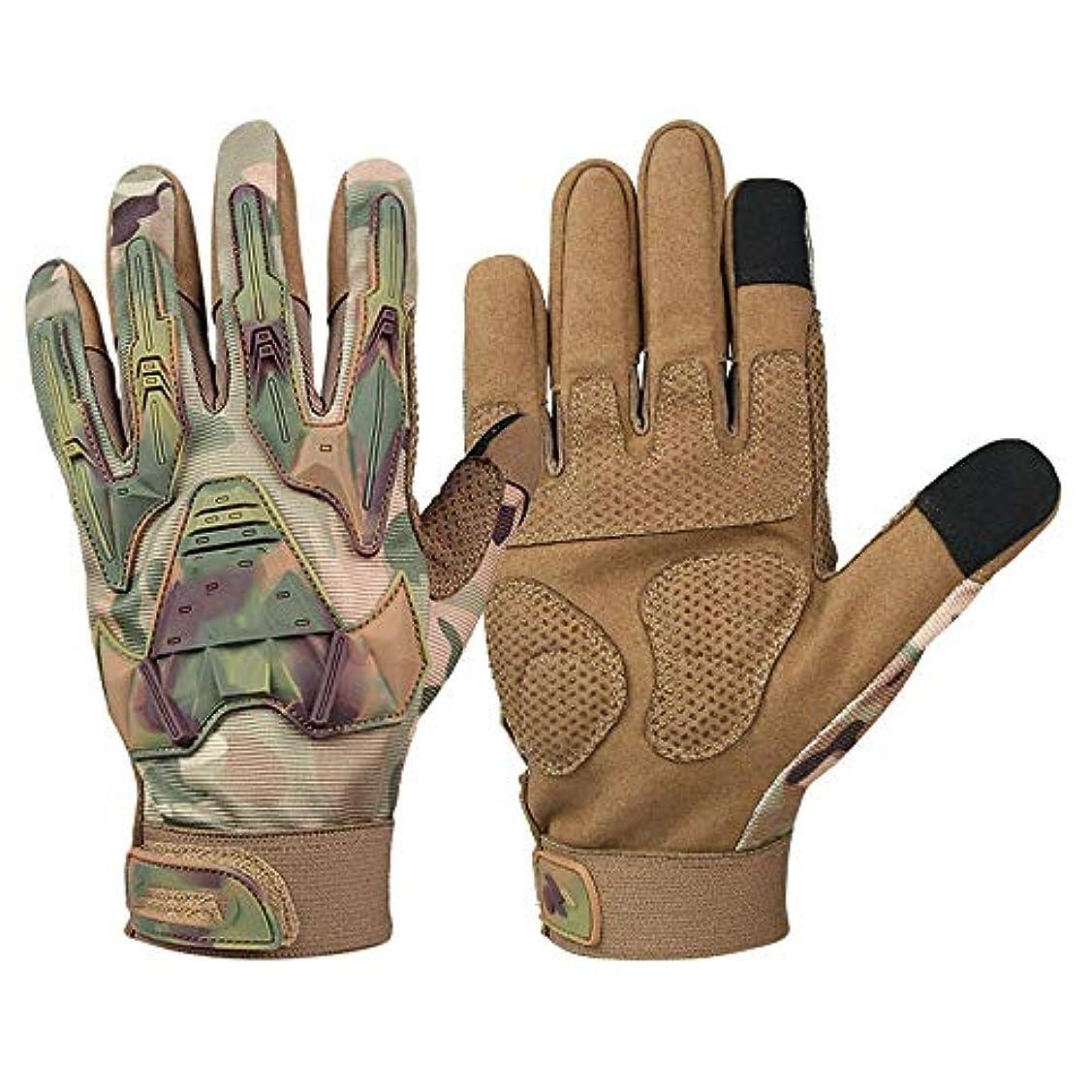 アーサーコナンドイル被る作り上げる新しい戦術はすべて、屋外のタッチスクリーン防風ノンスリップ戦闘迷彩手袋