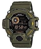 CASIO(カシオ) 腕時計 G-SHOCK レンジマン トリプルセンサー 世界6局電波 ソーラー GW-9400-3CR メンズ [逆輸入品]