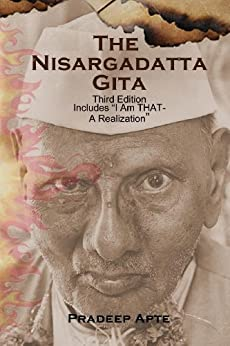 The Nisargadatta Gita by [Apte, Pradeep]