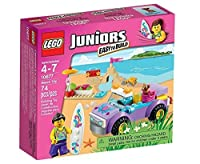 Outing to the LEGO (LEGO) Junior Beach 10677