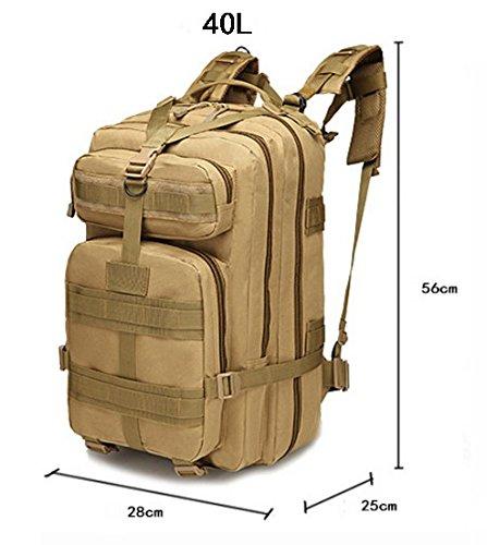 Nireeバイクバックパックオートバイバッグアウトドアスポーツ乗馬パッケージfor Can - Am Sonic 125175200250400500560 40L ブラック Riding Backpacks