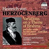 Variations on a Theme of Brahms
