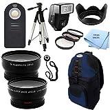 67mm究極Plus高度なアクセサリーパッケージfor Nikon d3100、d3200デジタルカメラfor EF 100mm f / 2.8l , EF 35mm f / 2, EF 70–200mm f / 4l、EF 70–300mm f / 4–5.6l、EF - S 10–18mm F / 4.5–5.6, EF - S 17–85mm f / 4.5–6、EF - S 18–135mm f / 3.5–5.6レンズ