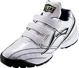 ZETT(ゼット) 野球 トレーニング シューズ ラフィエットSP BSR8872 ホワイト/ネイビー(1129) 26.5cm