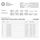 Live 2002 [12 inch Analog]