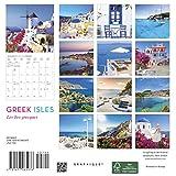 Greek Isles 2020 Calendar 画像