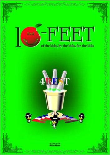 スコアブック 10-FEET/4REST (スコア・ブック)