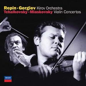 チャイコフスキー&ミヤスコフスキー:ヴァイオリン協奏曲