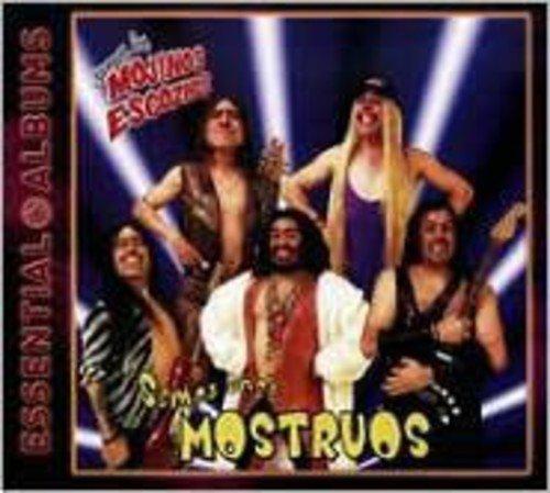 [画像:Essential Albums: Semos Unos Monstruos]