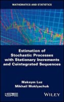 Estimates of Stochastic Processes with Stationary Increments and Cointegrated Sequences