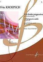 クレプシュ : 416の漸新的練習曲 第一巻 167の日課練習課題 (クラリネット教則本) ビヨドー出版