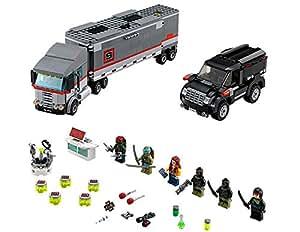 レゴ (LEGO) ミュータント タートルズ ビッグリグの雪道逃走 79116