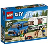 レゴ (LEGO) シティ キャンピングカー 60117