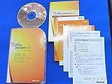 【旧商品/メーカー出荷終了/サポート終了】Microsoft  Office 2007 Standard 画像