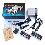 RaiFu ゲーム機 本体 2つコントローラー 620種 NESゲーム クラシック ゲームコンソール プロ テレビ ビデオゲーム 思い出 記念